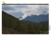 Low Clouds In Ute Pass Colorado Carry-all Pouch