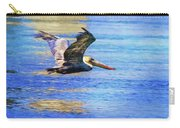 Low Flying Pelican Carry-all Pouch