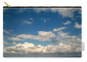 Low Hanging Clouds Carry-all Pouch