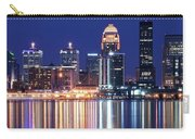 Low Moon Over Louisville Carry-all Pouch