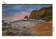 Low Tide At Cape Kiwanda Carry-all Pouch
