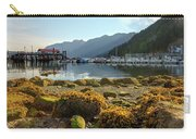 Low Tide At Horseshoe Bay Canada Carry-all Pouch