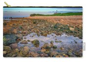 Low Tide At Montauk Point Carry-all Pouch