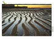 Low Tide On La Caleta Cadiz Spain Carry-all Pouch
