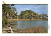 Lowcountry Lagoon Carry-all Pouch