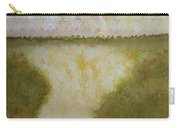 Lowcountry Marsh Original Painting Carry-all Pouch