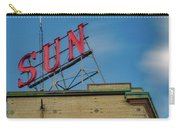 Lowell Sun Sign Carry-all Pouch