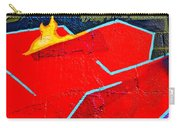 Lower East Side Graffiti  Art  Carry-all Pouch