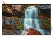 Lower Falls At Kaaterskill Carry-all Pouch