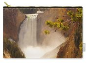 Lower Falls From Artists Viewpoint Carry-all Pouch
