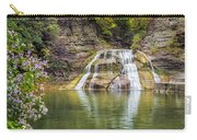 Lower Falls Of Enfield Glen Robert H. Treman State Park Carry-all Pouch