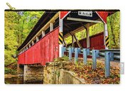 Lower Humbert Covered Bridge 2 Carry-all Pouch