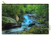 Lower Lynn Camp Falls Smoky Mountains Carry-all Pouch