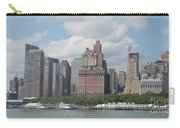 Lower Manhattan Panorama Carry-all Pouch