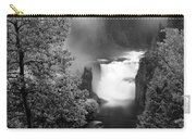 Lower Mesa Falls Carry-all Pouch