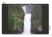 Lower Multnomah Falls Carry-all Pouch