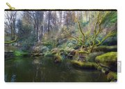 Lower Pond At Portland Japanese Garden Carry-all Pouch