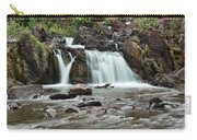 Lower Red Rocks Falls Carry-all Pouch by Jemmy Archer