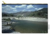 Lower Sisquoc River - San Rafael Wilderness Carry-all Pouch