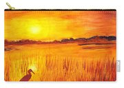 Loxahatchee Sunrise Carry-all Pouch