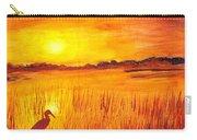 Loxahatchee Sunrise Carry-all Pouch