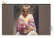lrsCOL063Royo Mirame Jose Royo Carry-all Pouch