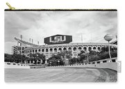 Lsu Tiger Stadium -bw Carry-all Pouch
