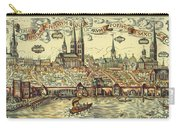 Lubeck, Germany Carry-all Pouch