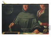 Luca Pacioli, Franciscan Friar Carry-all Pouch