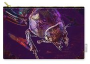Lucane Kite Female Darling Beetle  Carry-all Pouch