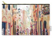 Lucca Street Carry-all Pouch