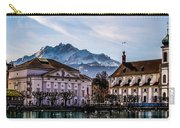 Lucerne's Architecture Carry-all Pouch