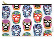 Lucha Libre Masks Carry-all Pouch