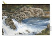 Lucia Falls Summer Carry-all Pouch