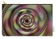 Lucid Hypnosis Abstract Wall Art Carry-all Pouch