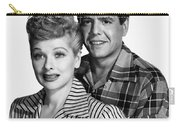 Lucille Ball (1911-1989) Carry-all Pouch