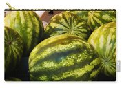 Lucious Watermelon Carry-all Pouch