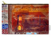 Luckenbach Tx Carry-all Pouch