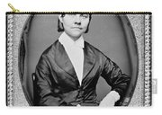 Lucy Stone, American Abolitionist Carry-all Pouch