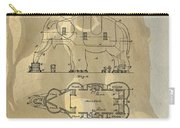 Lucy The Elephant Building Patent Carry-all Pouch