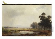 Ludwig Deutsch, Landscape Carry-all Pouch