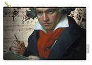 Ludwig Van Beethoven 1820 Carry-all Pouch