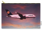 Lufthansa Airbus A380 D-aimh Carry-all Pouch