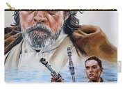 Luke And Rey Carry-all Pouch