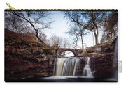 Lumb Falls Panoramic Carry-all Pouch