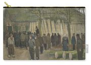 Lumber Sale Nuenen  January 1884 Vincent Van Gogh  1853  1890 Carry-all Pouch
