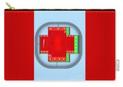 Luminous Cross Carry-all Pouch
