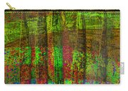 Luminous Landscape Abstract Carry-all Pouch