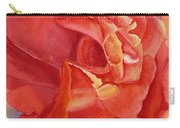 Luminous Rose Carry-all Pouch