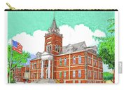 Luna County Court House  Deming  N M   Carry-all Pouch
